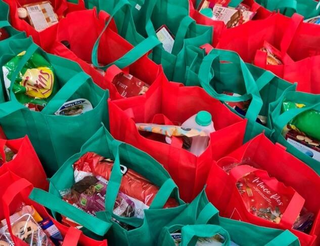 tabung bantuan pek makanan karib alumni imtiaz